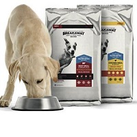 texas mills dog food sample