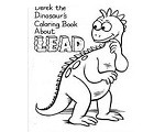 derek the dinosaur