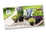 gardener's idea book