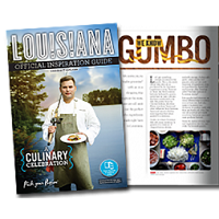 free louisiana travel guide by mail