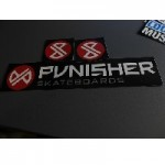 punisher skateboards