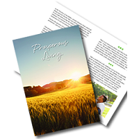 prosperous living booklet