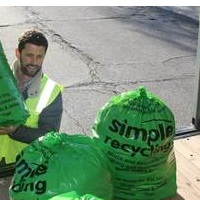 free recycling bags
