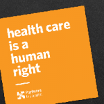 health care is a human right sticker